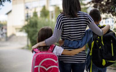 Minderjarige kinderen en erfenis